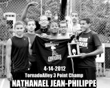 NATHANAEL JEAN- PHILIPPE. TornadoAlley 3 point champ