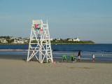Easton's Beach (First Beach)