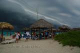 Tropical storm - Varadero