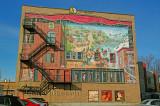 Murale Limoilou