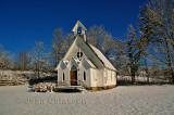 St- Michaels All Angels ( Bolton Glen ) Built - 1893