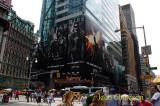 Times Square - New York The Dark Knight Rises