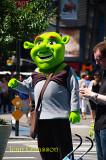 Shrek - Times Square, N.Y.C.