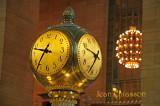 Grand Central Terminal Clock - N.Y.
