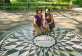 Strawberry Fields Central Park - N.Y.C.