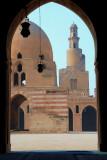 Ahmed Ibn Toulon Mosque ( its unique mineret)