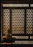 Arabisque Mashrabeya Window