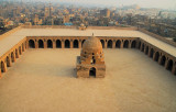 A panoramic scene for Ahmed Ibn Toulon Mosque