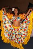 Traditional Dancers from Mauritius