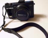 Olympus 10 MP Point & Shoot Digital Camera
