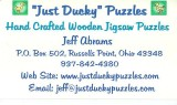 Just Ducky Puzzels