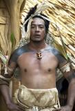 Bellona Island Warrior