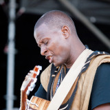 Sidi Touré @ Hillside Festival (2012), Guelph, Ontario