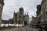 20120617-Gent-Belfort & St-Niklaas kerk