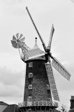 Boston - Maud-Foster Windmill (GB)