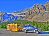Crowfoot Glacier & Mountain