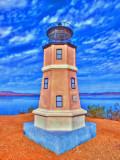 Split Rock Lighthouse Replica