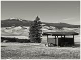 Montana Interstate Rest Area