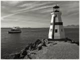 Vic Reyes Memorial Lighthouse
