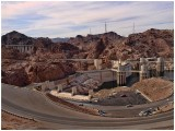 Hoover Dam & Hoover Dam Bypass (Memorial Bridge)
