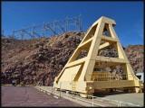 Parker Dam Crane