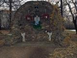 Grotto at Notre Dame Convent