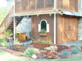 Garden Shed/Storage project 2011