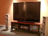 Montclair 'Lowrider' TV Console / Coffee Table