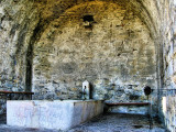 The ancient washhouse...