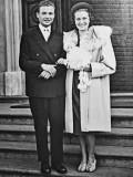 Wedding day - September 1946