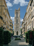 At least one photo showing a monument…Saint-Jacques Tower