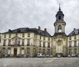 The Town Hall – another face of the architecture of Rennes.
