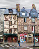 Definitely I have a liking for these ancient crooked houses...