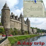 Josselin - A village of Bretagne