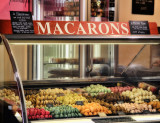 Sergey's insane passion for macarons...
