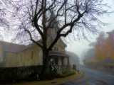 The foggy soul of a village...