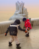 """The Polar Explorers: 5 - The ones who say :"""" It doesn't matter if it's cold, we have fun!"""""""