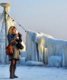 The Polar Explorers: 7- The glamour explorer who takes documentary photos.