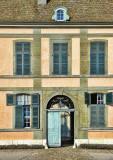 Madame de Staël's door is open...