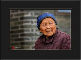 A 90+ Traditional Chinese Lady