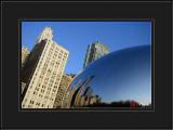 Highrises on Cloud Gate