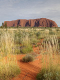Australia's Red Center / Alice Springs and Ayers Rock - March, 2012