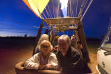 Sunrise Ballon Ride, Alice Springs, Australia - March, 2012