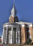 dunwoody united methodist church, dunwoody, georgia - 1/08