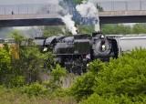 March 2012 - UP Steam Engine 844
