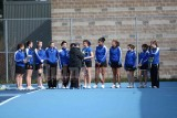 BHS Girls Tennis 2012
