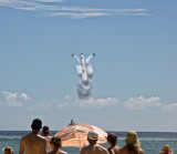 USAF Thunderbirds Show Waikiki