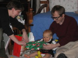 Opening gifts 101