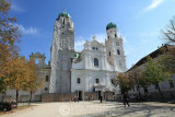 On the way to Baia Mare - Visiting Passau (D) 27.9.2011
