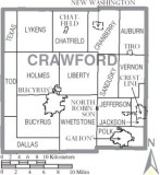 Crawford County Ohio, Lykens Township